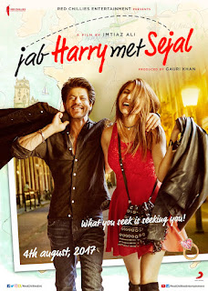 Jab Harry Met Sejal Posters