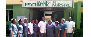 School Of Psychiatric Nursing, Maiduguri Past Questions