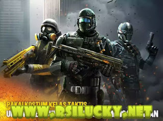 Game Modern Combat 5 High compressed