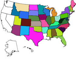 States Where Winnona Has Camped