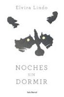 """Portada de """"Noches sin dormir"""", de la gran escritora Elvira Lindo."""