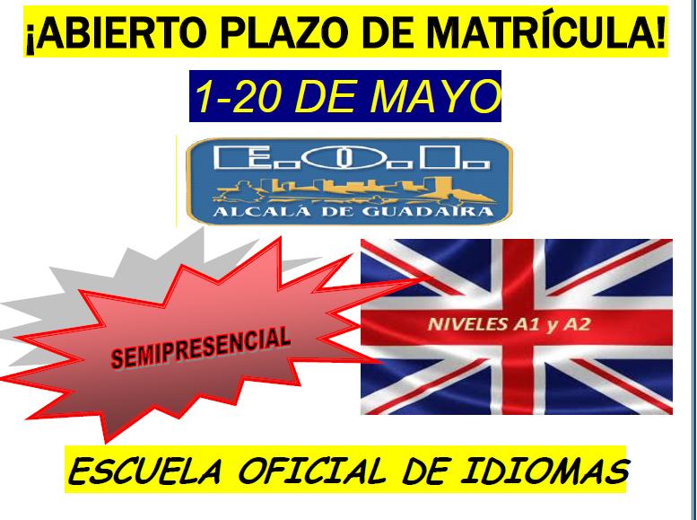 Ceper el palmarillo solicitud de admisi n en la escuela - Escuela oficial de idiomas inca ...