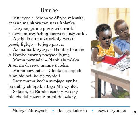 Galeria Kongo Murzynek Bambo Czarny Wesoły Próba