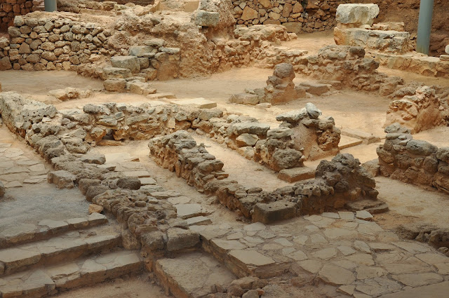 Possible evidence of human sacrifice at Minoan Chania