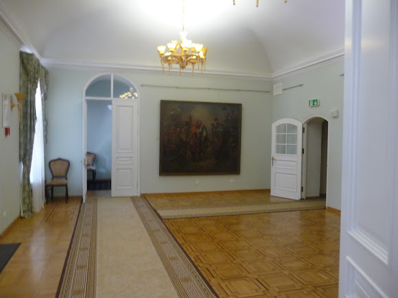 Батурин. Дворец Кирилла Разумовского