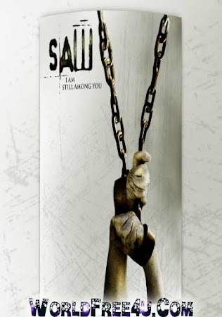 Poster Of Saw V In Dual Audio Hindi English 300MB Compressed Small Size Pc Movie Free Download Only At worldfree4u.com