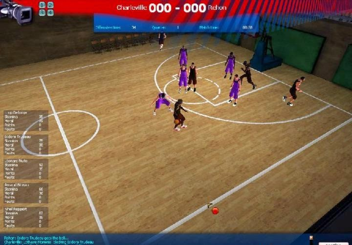 FIBA Basketball Manager 2008 Game - Free Download Full ...