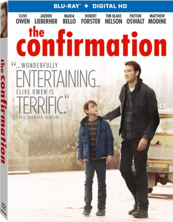 The Confirmation (2016) Dual Audio 720p