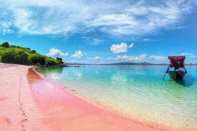 Lokasi Pantai Tiga Warna Malang Jawa Timur