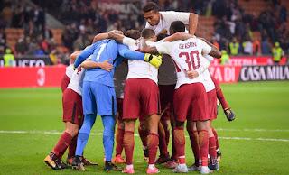Liga Italia (Serie A) Musim 2017/2018 Pekan 14