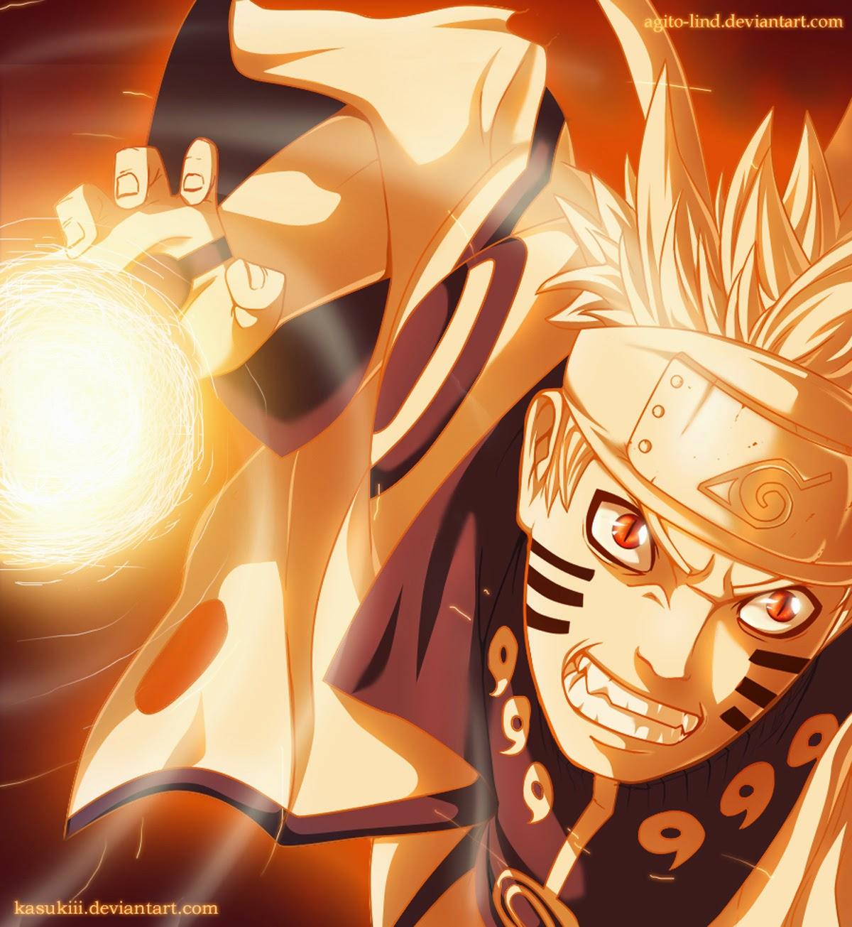 Galeri Gambar Naruto Kurama 3d