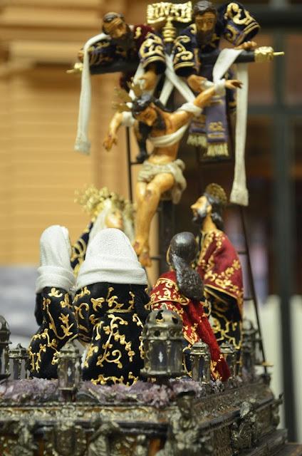 Exposición pasos miniatura Círculo Labradores - Sevilla