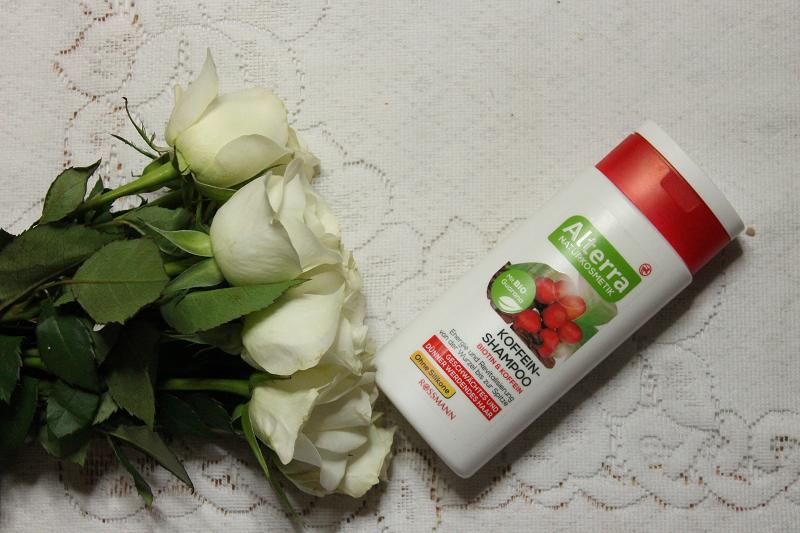 alterra szampon kofeina i biotyna