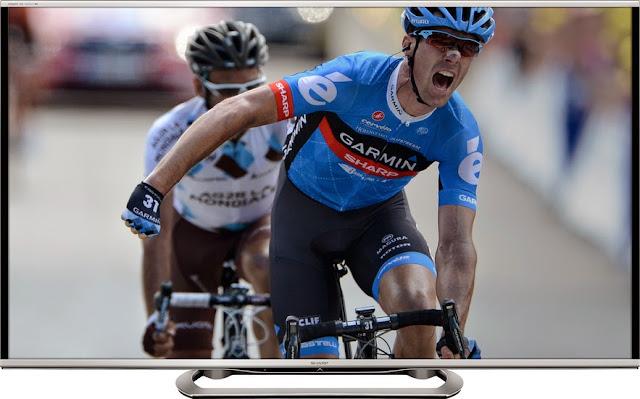 Sharp televizyon