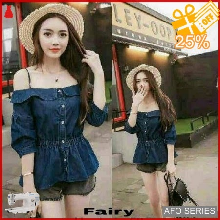 AFO438 Model Fashion Fairy Modis Murah BMGShop
