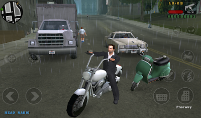 Grand Theft Auto: Liberty City Stories Apk Mod Android PPSSPP 4