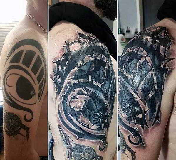 Tapar Un Tatuaje Con Otro Y Como Hacerlo Bien Belagoria La Web