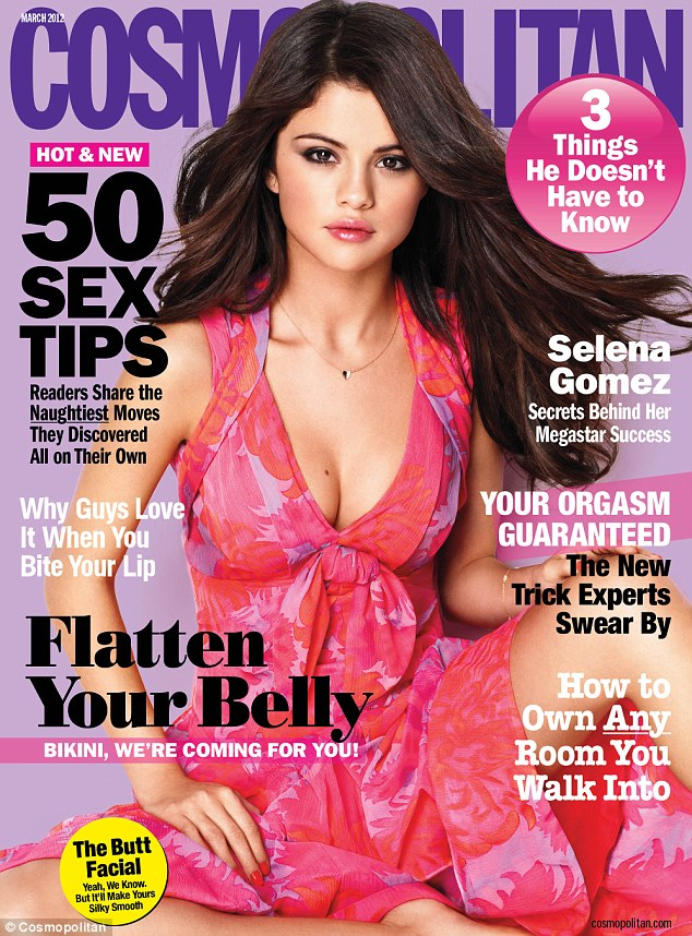 selena gomez playboy magazine cover