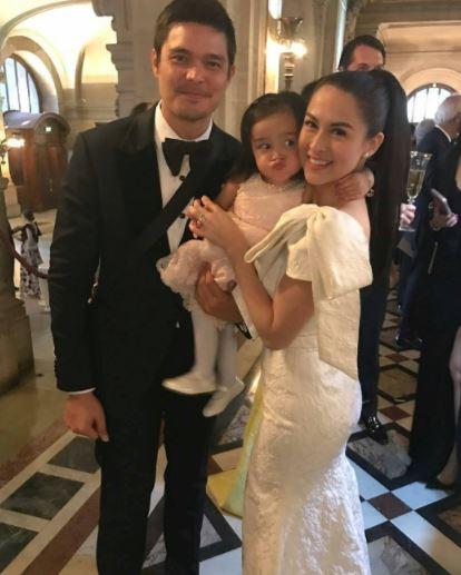 BONGGA: Baby Zia, Agaw Atensyon Sa Kasal Ni Vicki Belo at Hayden Kho! Tinalo Pa Ng Kanyang Mommy Marian!
