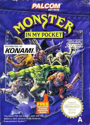 Review - Monster in my Pocket - Nintendo