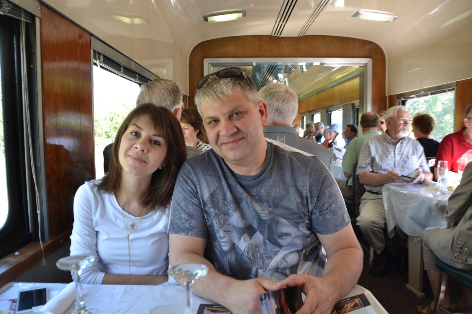 С викой в поезде, русское порно с классной попкой