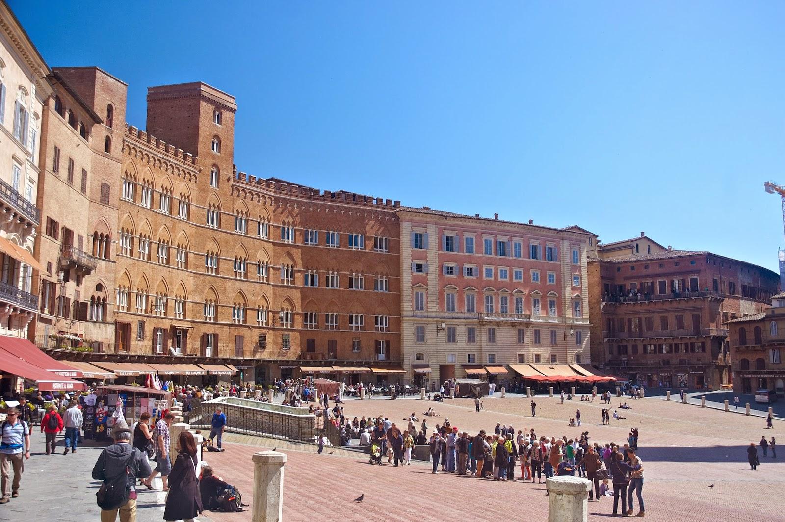 centrum miasta Siena