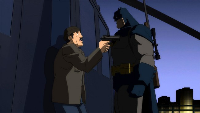 Batman: A sötét lovag visszatér 1-2. / Batman: The Dark Knight Returns Part 1 & 2 [2012 - 2014]