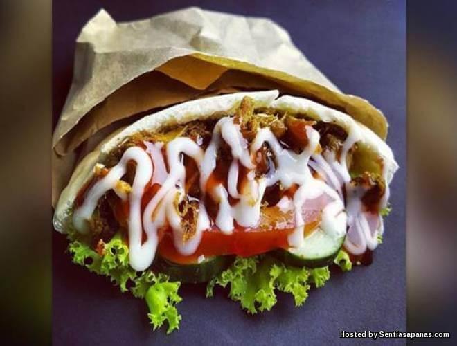 Bercerai angkara Kebab
