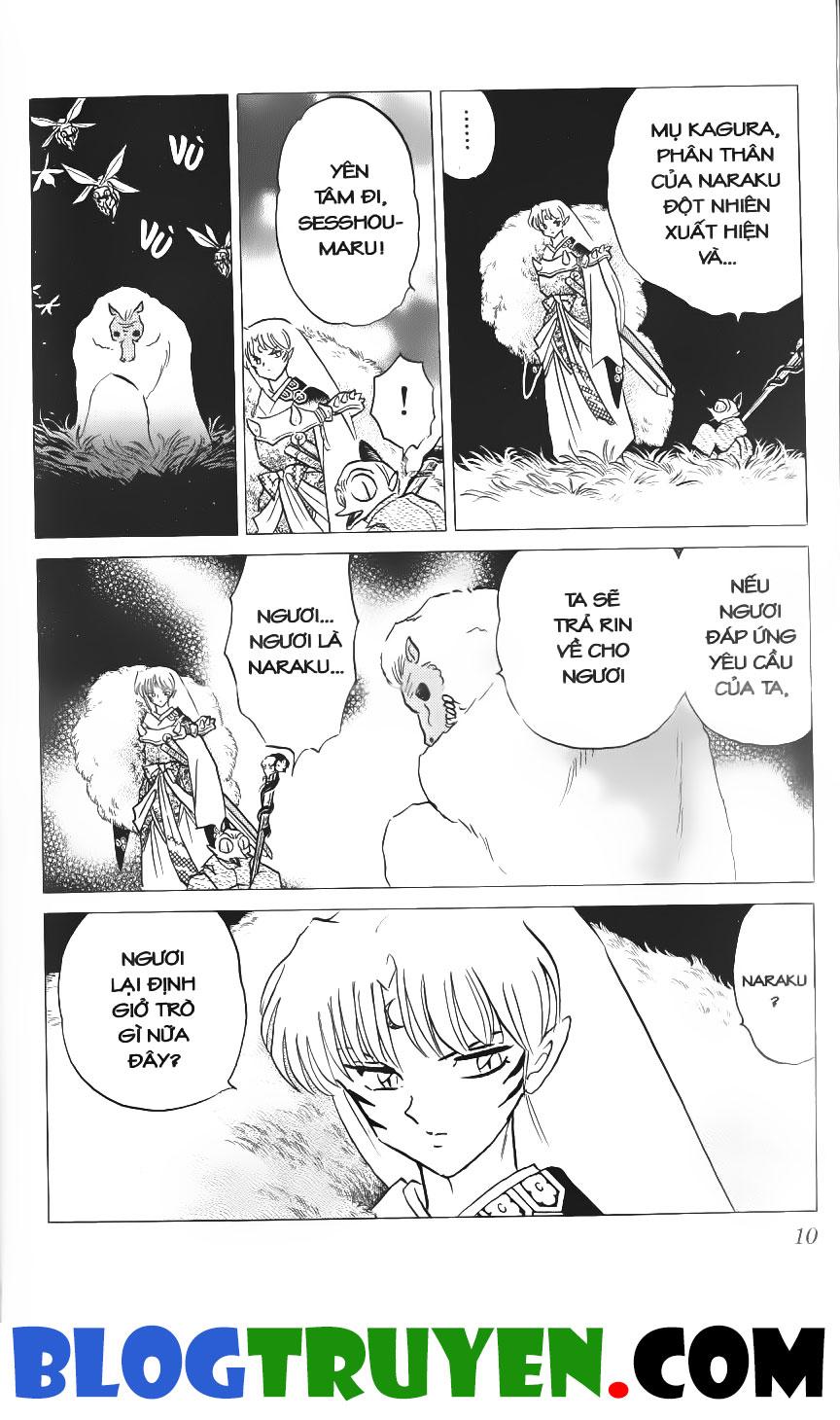 Inuyasha vol 23.1 trang 8