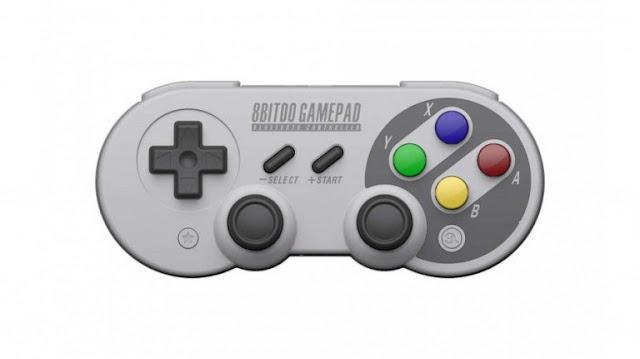 يد التحكم المقتبسة من جهاز SNES و القادمة لمنصة Switch تحصل على سعر و موعد لإصدارها