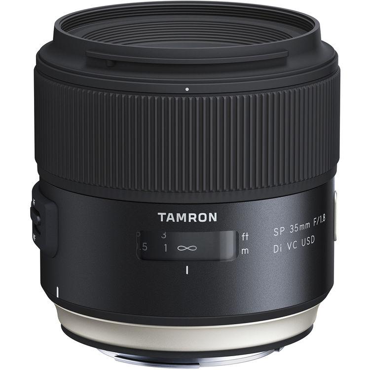 Объектив Tamron SP 35mm f/1.8  Di VC USD