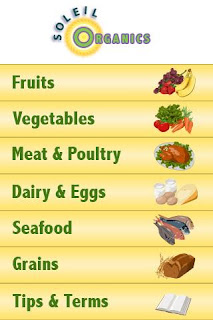 Soleil Organics Android Applications For Health