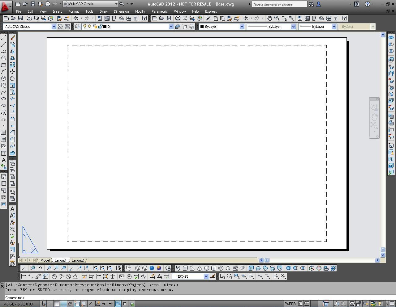 Como Imprimir un plano en AutoCAD - Parte I