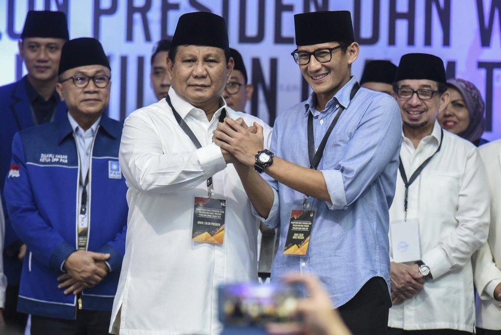 Optimis, Cucu Pendiri NU Ini Janjikan 60 Persen untuk Prabowo-Sandi