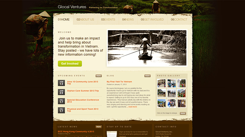 40+ Empathetic Charity and Non-Profit Organizations Website Design