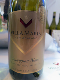 Villa Maria Cellar Selection Sauvignon Blanc 2015 - Marlborough, South Island, New Zealand (89 pts)