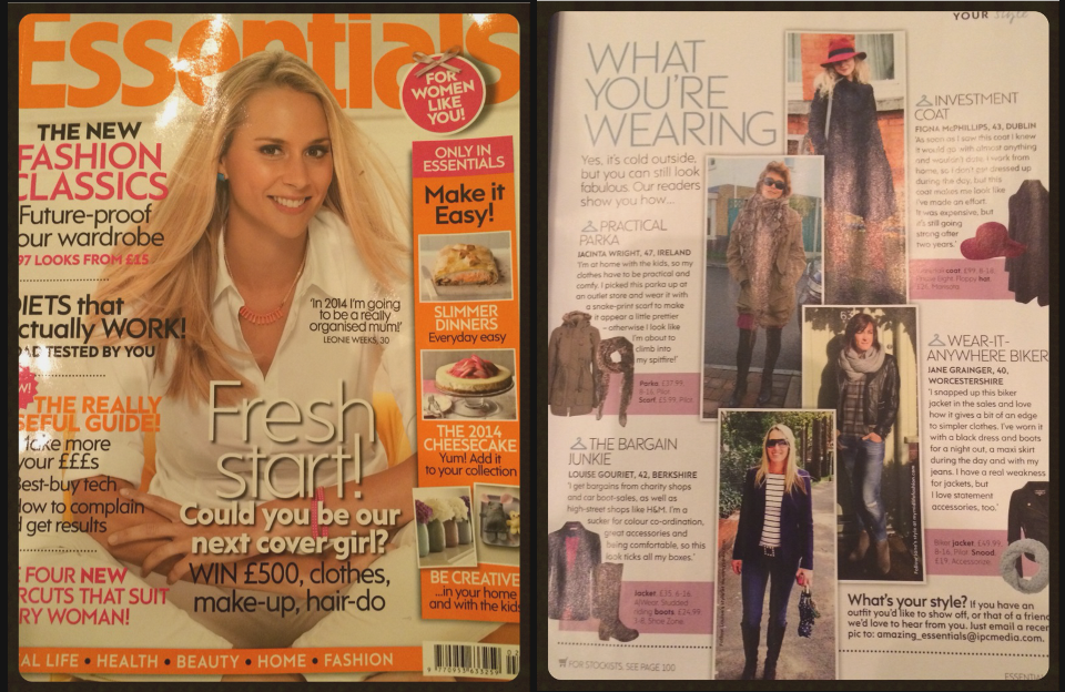 My Midlife Fashion Essentials Magazine
