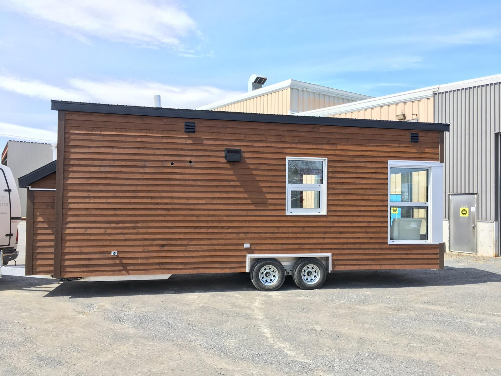Follow Tiny House Town On Facebook For Regular Tiny House Updates Here!