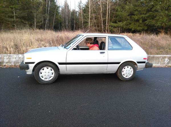 Daily Turismo: Future Classic: 1982 Toyota Starlet