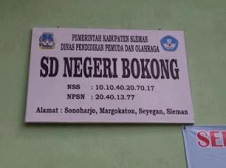 Nama-Nama Sekolah Unik dan Lucu di Indonesia
