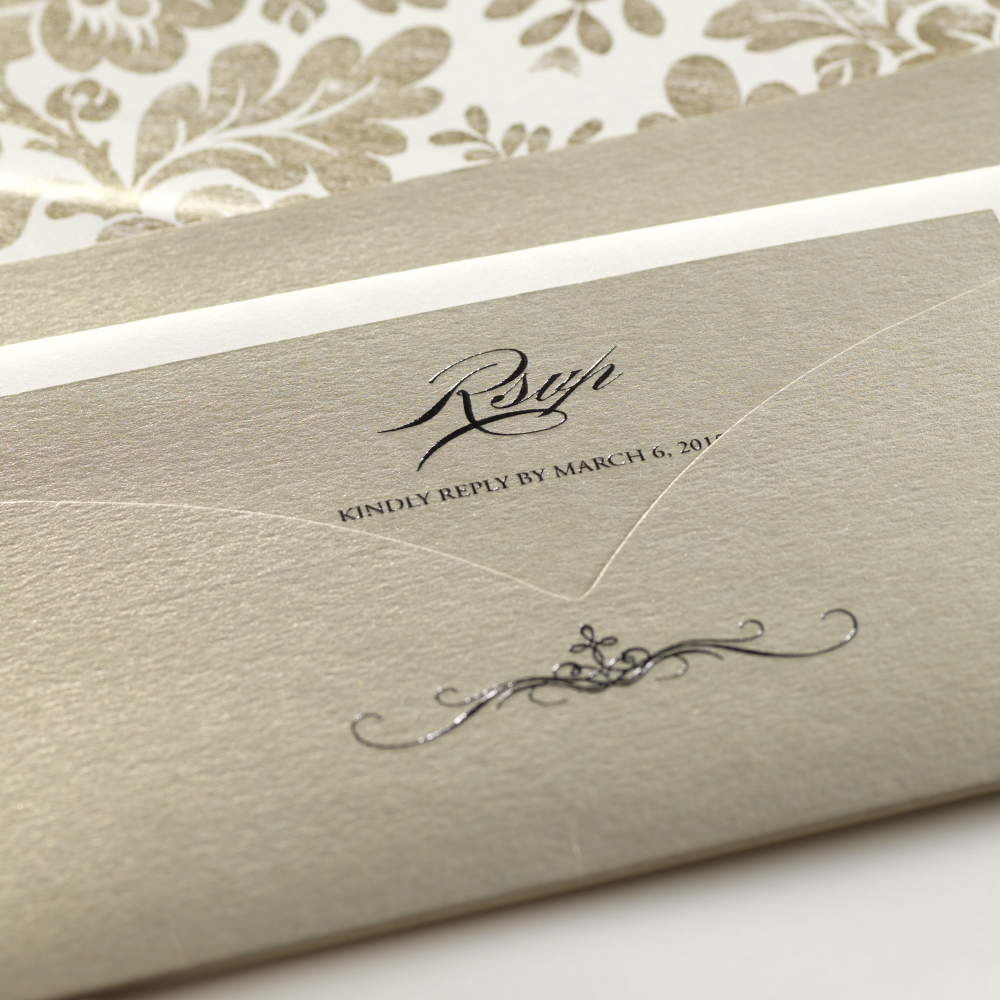 Custom Laser Cut Wedding Invitations Houston