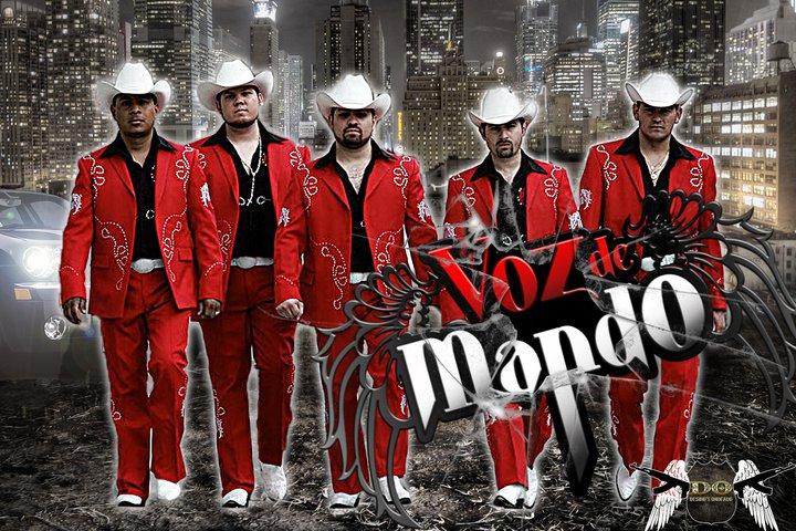 Grupo Voz de Mando - El Americano (En Vivo) (2012)