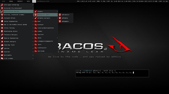 dracos linux,distro linux,linux,peneration testing,peneration tool,pentester,hacking,codename leak