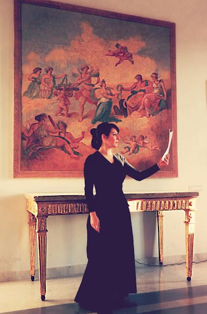 Neriene Poesia e Danza Mitologica