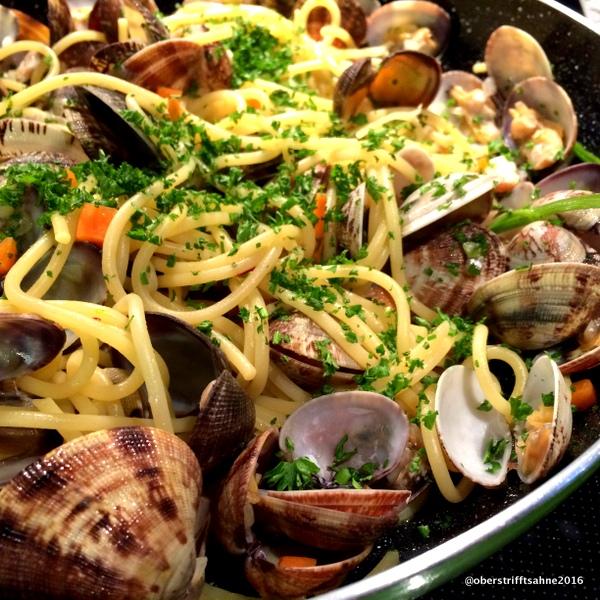 Spaghetti vongole - Rezept und Tipps