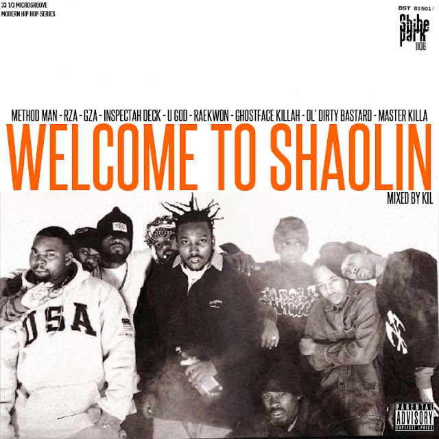 Welcome  To Shaolin Mixtape