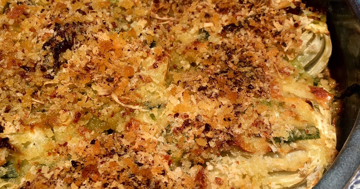 To Market, To Market with San Diego Foodstuff: Fennel Gratin