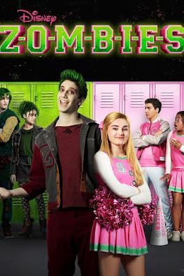 Zombies 2018 DVD R1 NTSC Latino
