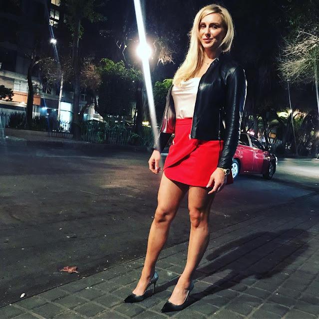 BCN: Charlotte Flair Sexy Descuido Instagram 2019