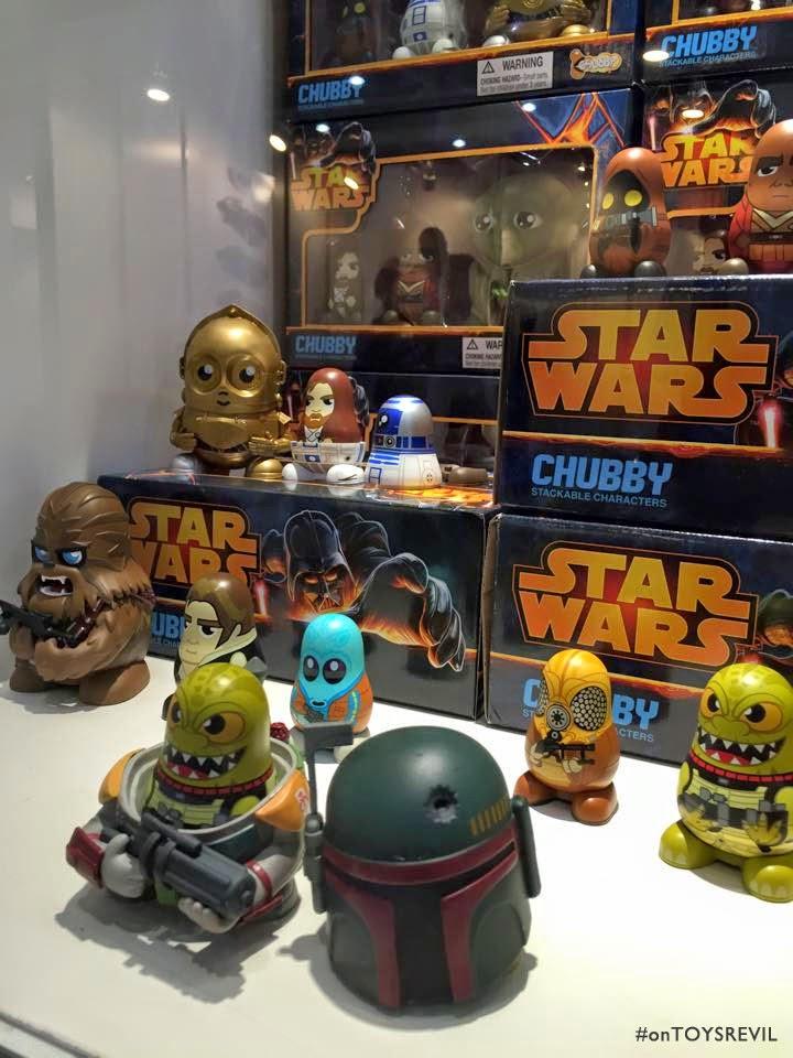 Unbox Industries The Hong Kong Toys Games Fair 2015